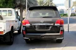 Губа задняя Urban Sport Toyota Land Cruiser 200 2012. Отправка по Миру!