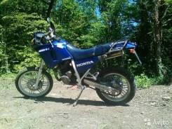 Honda NX 250, 1987