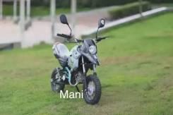 Yamaha XT 110, 2020