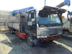 Продам Nissan Diesel Condor б/п на запчасти