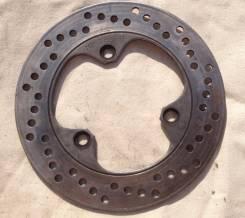 Диск тормозной задний на Honda CBR 250(MC 19)
