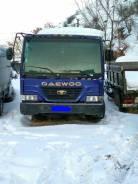 Daewoo Ultra Novus, 2003
