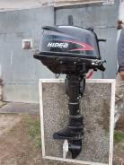 Мотор лодочный Hidea HDF5HS 4-х тактный