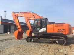 Hitachi ZX200-5G, 2021