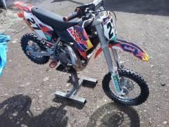 KTM sx50, 2014