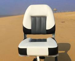 Кресло для катера складное эргономическое капитанское универсальное