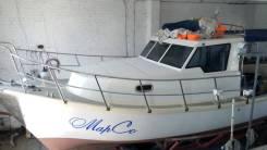 Продам моторную яхту 9 метров. Крым. Евпатория.