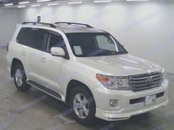 Обвес кузова аэродинамический. Toyota Land Cruiser, J200, URJ202, URJ202W, UZJ200W, VDJ200