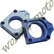 Держатель оси заднего колеса Factory Effex Синий Yamaha YZ250F 12-13/YZ450F 10-13 12-36248