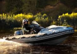 Купить лодку РИБ Скаут С-380 в Санкт-Петербурге
