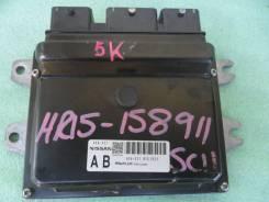 Блок управления двс Nissan Tiida, C11/SC11, HR15DE