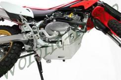Защита двигателя ZETA ED Skid Plate ZE55-2120 Honda XR230