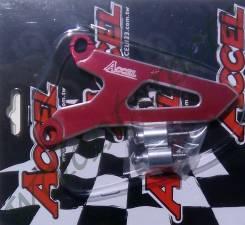 Защита передней звезды Accel Honda CRF250R 10-14, CRF450R 09-14 Красный FSC-15