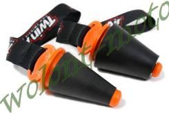 ЗАГЛУШКА 4Т TWINAIR (32-55мм) Оранжево-черный TWINAIR 177710NN