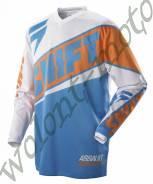 Джерси Shift Assault Race Jersey размер:М Оранжево синий 07244-592-M