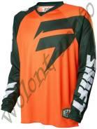 Джерси Shift Recon Logo Jersey размер:ХХL Оранжевый с зеленым 15767-031-XXL