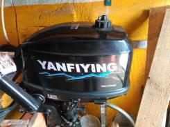 Продам китайский лодочный мотор