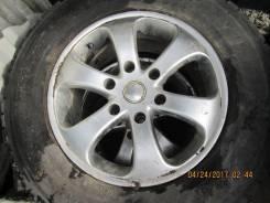 "Продам колеса Mitsubishi. 8.0x17"" 6x139.70"