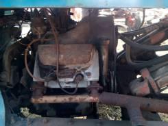 Самодельный трактор погрузчик
