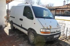 Renault Master, 2001