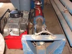 Установка для бестраншейной прокладки труб и кабелей