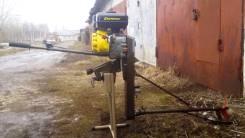 Лодочный мотор болотоход