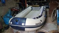 Продам лодку мираж м 380