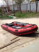 Надувная лодка Quicksilver