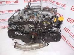 Двигатель в сборе. Subaru Forester, SG5 Subaru Legacy, BL5, BP5 Subaru Legacy B4, BL5 EJ20, EJ203, EJ201, EJ202, EJ204, EJ205, EJ20A, EJ20E, EJ20G, EJ...