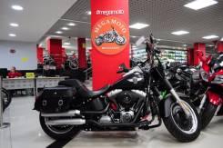 Harley-Davidson Fat Boy Lo FLSTFB, 2014