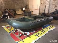 Лодка пвх 420