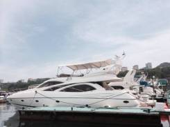 Роскошная яхта, фешенебельный катер 65 футов, 20 метров,. 15 человек, 60км/ч
