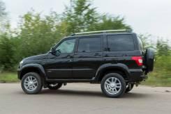 Кузов УАЗ патриот в цвет автомобиля 3163