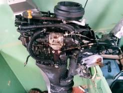 Лодочный мотор Suzuki DF15 в разбор