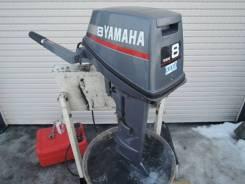 Продам Лодочный мотор Yamaha 8 л. с от JU Motors во Владивостоке