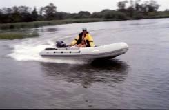 Лодка ПВХ Лидер 360, мотор сузуки 30, телега, бензобак.