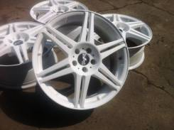Комплект дисков Rally Sparco R17, 7+38! 5x100 06-106