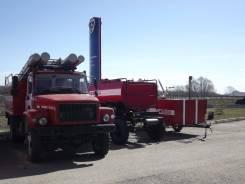 Газ 33086 (4х4) АЦ-3.2 Автоцистерна пожарная