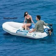 Надувная лодка ПВХ Bestway Marine Pro 3-х местная