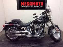 Harley-Davidson Fat Boy FLSTF, 2012