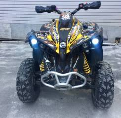 BRP Can-Am Renegade 1000 XXC, 2012