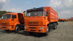 КамАЗ 6520-60, 2017