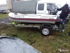 ПВХ лодка с мотором Yamaha 15
