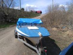 Лодка Казанка 5М-3