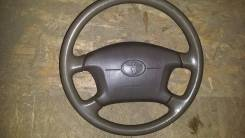 Руль. Toyota Hilux Surf, KZN185, RZN185, KZN185G, KZN185W, RZN185W