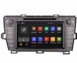 Головое устройство (Android) Toyota Prius (XW30) 2009-2016.