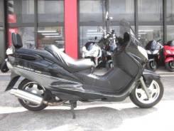 Suzuki Skywave 400, 2004