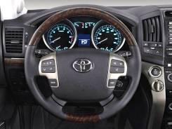 Руль с косточкой под дерево Toyota Land Cruiser 200 2008-2015