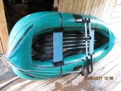 Продам резиновую надувную лодку Уфимка 21