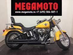 Harley-Davidson Fat Boy FLSTF, 2011